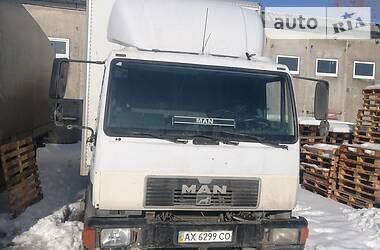 MAN 10.163 2001 в Харькове