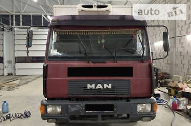 MAN 10.224 1996 в Чернигове