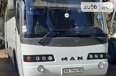 Туристический / Междугородний автобус MAN 11.220 1999 в Киеве