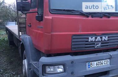MAN 18.220 2006 в Києві