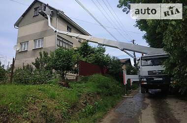 MAN 18.225 2001 в Черновцах