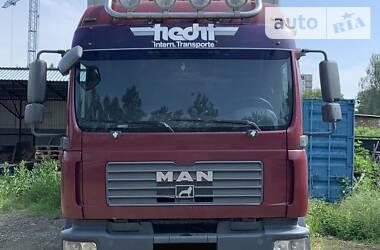 MAN 18.320 2007 в Черновцах