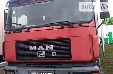 MAN 19.343 1996 в Львове