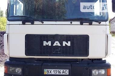 MAN 19.403 1994 в Полонном