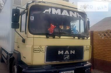 Фургон MAN 19.414 2000 в Кривом Роге