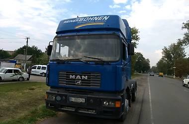 MAN 19.464 2001 в Полтаве