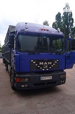 Зерновоз MAN 26.414 2001 в Кропивницком