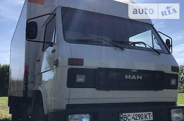 MAN 6100 1993 в Львове