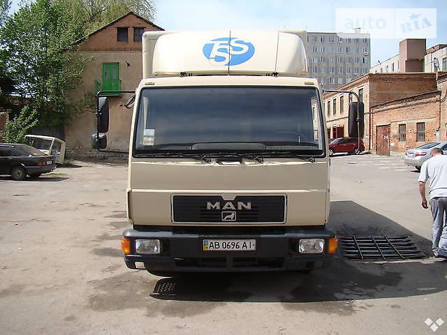 MAN 8.113 1999 в Вінниці