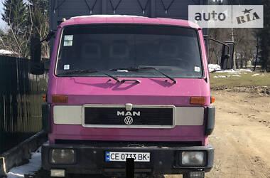 MAN 8.150 груз. 1994 в Чернівцях
