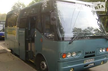 Туристический / Междугородний автобус MAN 8.150 пасс. 1998 в Одессе