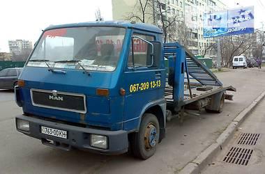 MAN 9.150 1990 в Киеве