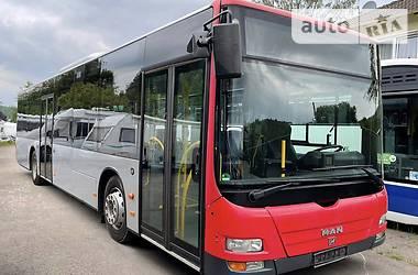 Городской автобус MAN A32 2007 в Дрогобыче