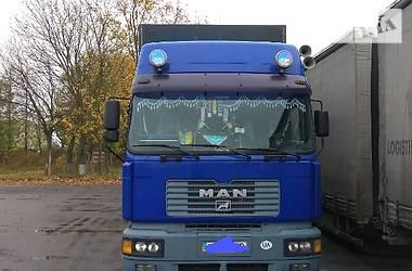 Тентованый MAN F 2000 2000 в Луцке