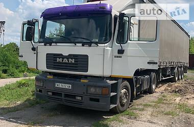 MAN F 2000 2000 в Каменском