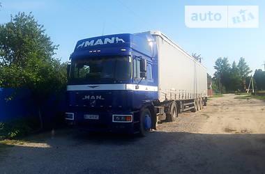 MAN F 2000 1998 в Киеве