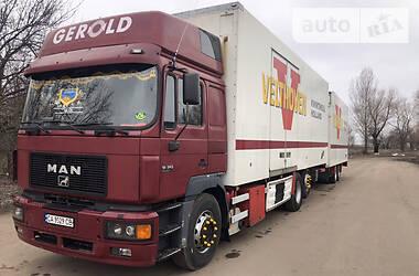 MAN F 2000 2001 в Черкассах