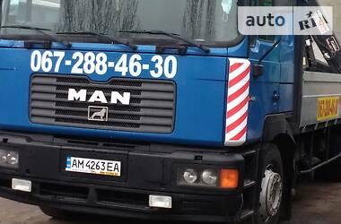 Кран-маніпулятор MAN F 2000 2000 в Житомирі