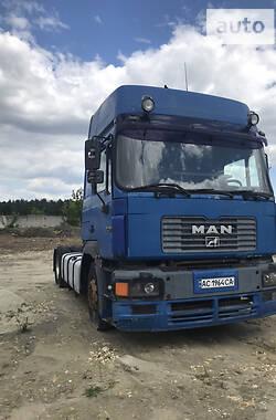 Тягач MAN F 2000 1998 в Горохове