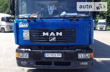 Тягач MAN F 2000 2001 в Мукачевому