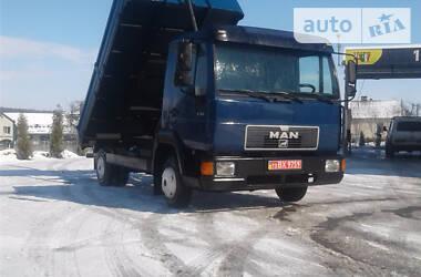 MAN L 2000 1998 в Бучаче