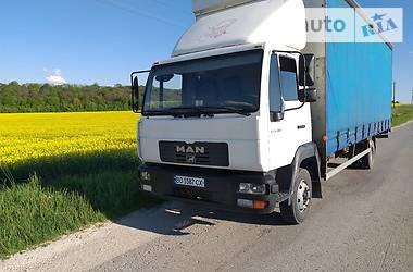 Фургон MAN LE 8.180 2004 в Підволочиську