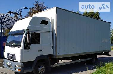 Фургон MAN LE 8.180 2003 в Хмельницькому
