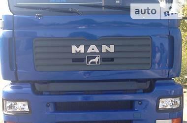 MAN TGA  2002