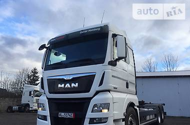 MAN TGX 26.440 Top Used 2013