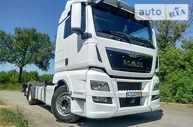 MAN TGX 26.440 Euro 6 BDF