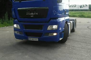 MAN TGX 2008 в Виннице