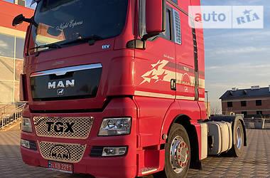 Тягач MAN TGX 2011 в Гайсине