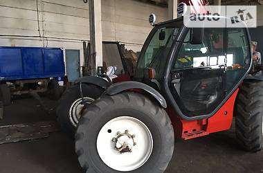 Manitou MLT 629 2002