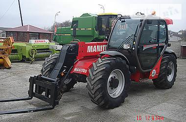 Manitou MLT 741-120 LSU Powershift 2011