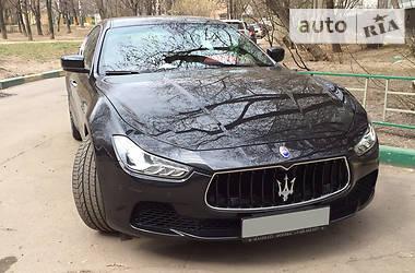 Maserati Ghibli 2015 в Львове