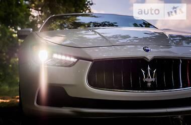 Maserati Ghibli 2017 в Киеве