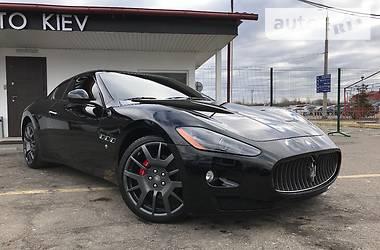 Maserati GranTurismo BLACK EDITION 2012