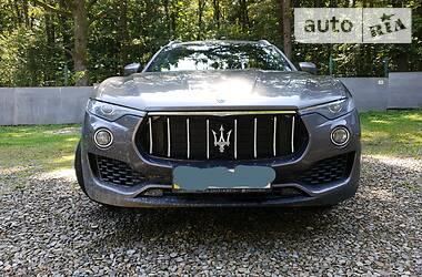 Maserati Levante 2016 в Стрые