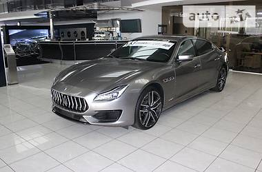Maserati Quattroporte 2019 в Киеве