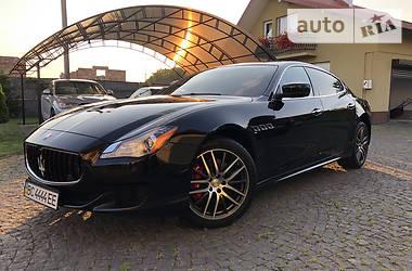 Maserati Quattroporte 2013 в Буске