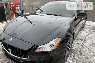 Maserati Quattroporte 2013 в Києві