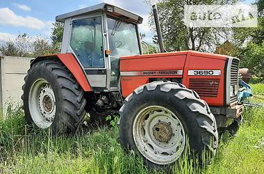 Трактор сельскохозяйственный Massey Ferguson 3690 1989 в Сумах