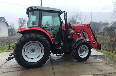 Трактор сельскохозяйственный Massey Ferguson 555 2018 в Ивано-Франковске