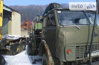 МАЗ 509 1986 в Ужгороді
