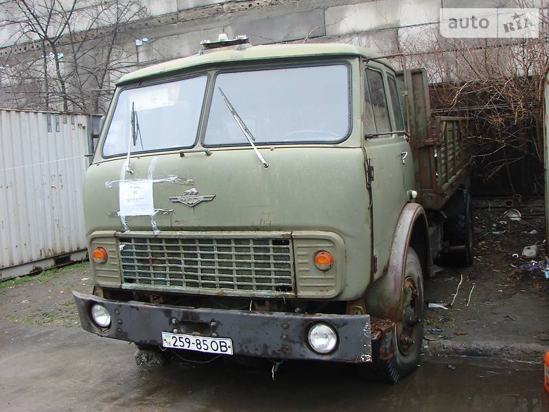 МАЗ 5334 1991 в Одессе