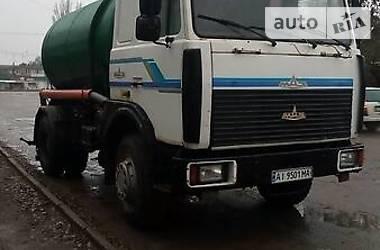 Машина ассенизатор (вакуумная) МАЗ 5334 2010 в Василькове