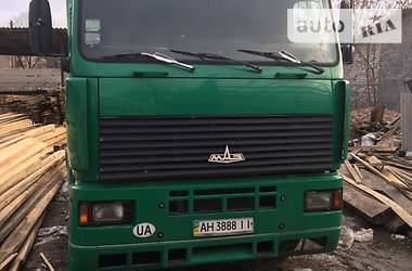 МАЗ 53358 2004 в Славянске