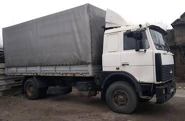 МАЗ 53366 2001 в Сарнах