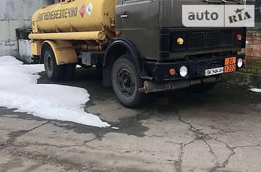 Цистерна МАЗ 5337 1991 в Ровно