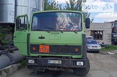 Цистерна МАЗ 5337 1992 в Херсоне